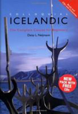 Colloquial Icelandic: The Complete Course for Beginners [With Cassette] 9780415207089