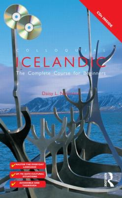 Colloquial Icelandic: The Complete Course for Beginners [With Paperback Book] 9780415427074