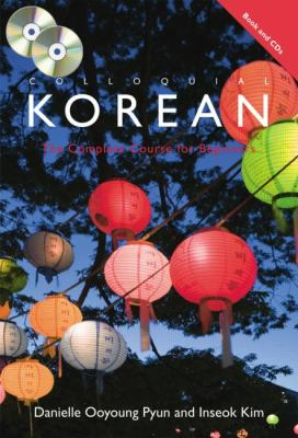 Colloquial Korean 9780415774468