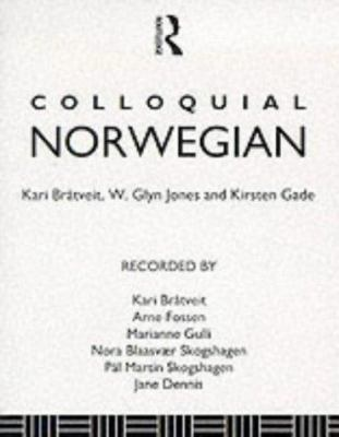 Colloquial Norwegian: A Complete Language Course 9780415110099