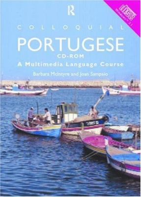 Colloquial Portuguese: The Complete Course for Beginners [With Vocabulary List] 9780415142892