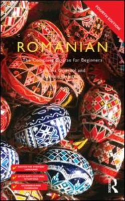 Colloquial Romanian: The Complete Course for Beginners 9780415549516