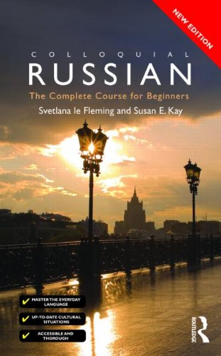 Colloquial Russian: The Complete Course for Beginners 9780415469951