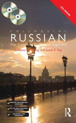 Colloquial Russian: The Complete Course for Beginners [With Paperback Book] 9780415486286