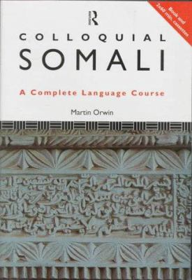 Colloquial Somali 9780415100090