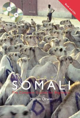 Colloquial Somali [With Paperback Book] 9780415452694