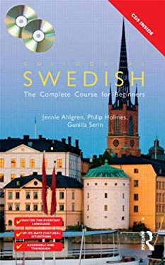 Colloquial Swedish: The Complete Course for Beginners [With Paperback Book] 9780415448710