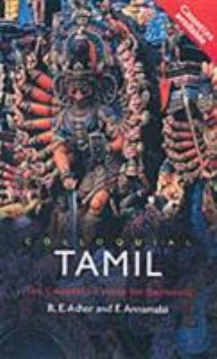 Colloquial Tamil: The Complete Course for Beginners [With CD] 9780415187909