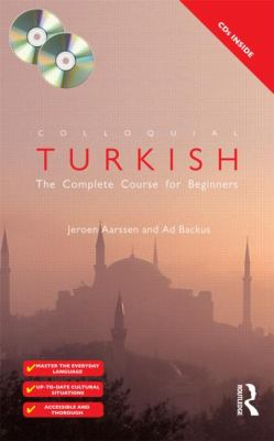 Colloquial Turkish: The Complete Course for Beginners [With Colloquial Turkish] 9780415427036