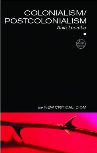 Colonialism/Postcolonialism 9780415350648