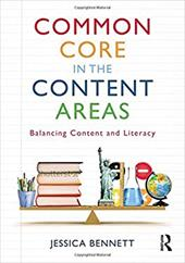 Common Core in the Content Areas: Balancing Content and Literacy 21670271