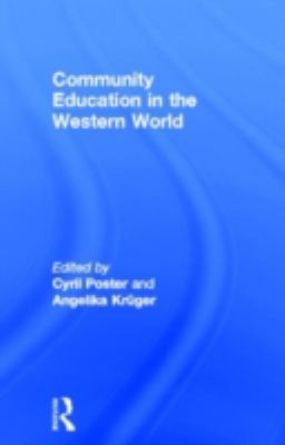 Community Education and the Western World 9780415031400