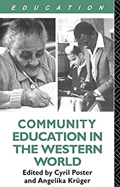 Community Education and the Western World 9780415047159