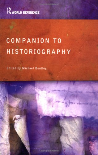 Companion to Historiography 9780415285575