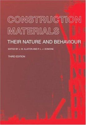 Construction Materials: Their Nature and Behavior 9780419258605
