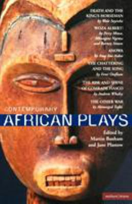 Contemporary African Plays 9780413723307