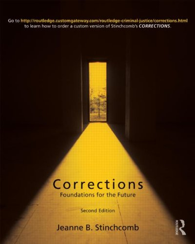 Corrections: Foundations for the Future 9780415873338