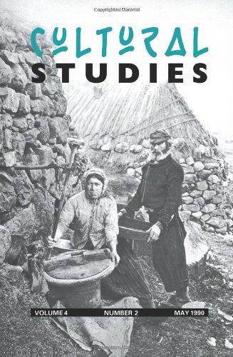 Cultural Studies: Volume 4, Issue 2 9780415052764