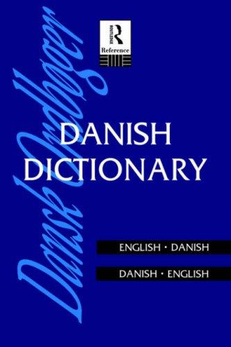 Danish Dictionary: Danish-English, English-Danish 9780415108034