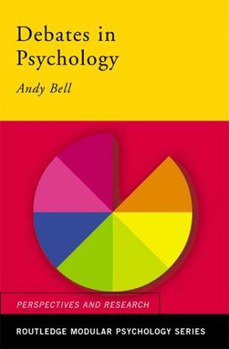 Debates in Psychology 9780415192699