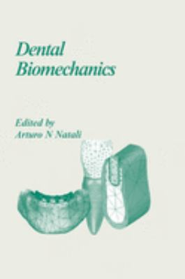 Dental Biomechanics 9780415306669