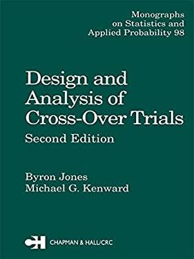 Design Analysis Cross Over Trial 9780412300004