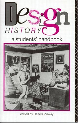 Design History: A Students' Handbook 9780415084734