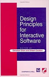 Design Principles for Interactive Software