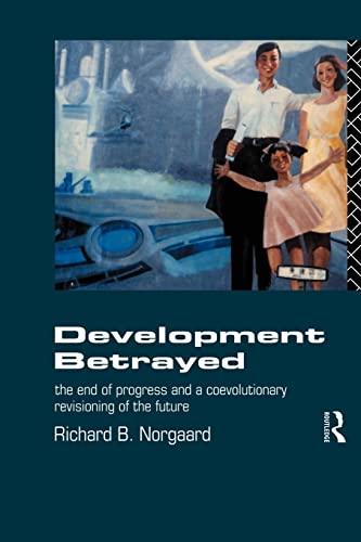 Development Betrayed 9780415068628