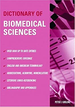 Dictionary of Biomedical Sciences 9780415241380