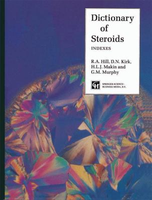 Dictionary of Steroids