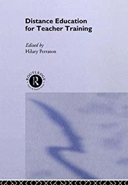 Distance Education for Teacher Training 9780415094658