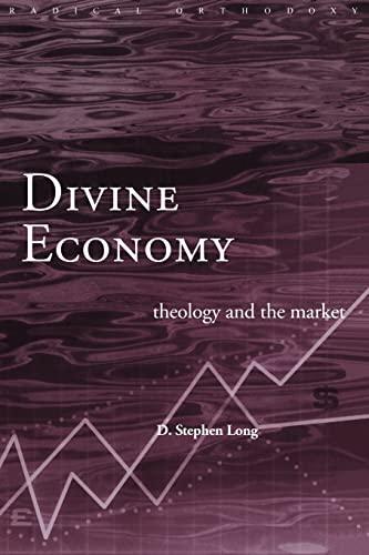Divine Economy 9780415226738