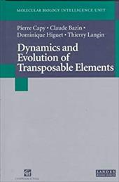 Dynamics & Evolution of Transposable Elements 1288292