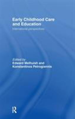 Early Childhood Care and Education: International Perspectives 9780415383684