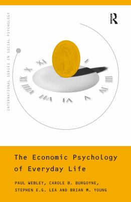 Economic Psychology of Everyday Life 9780415188616