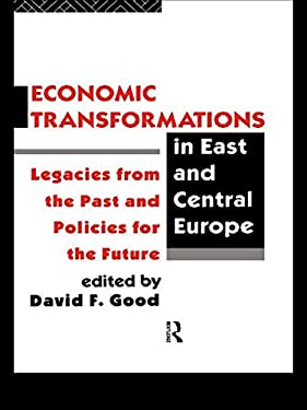 Economic Transformations in East and Central Europ 9780415112666
