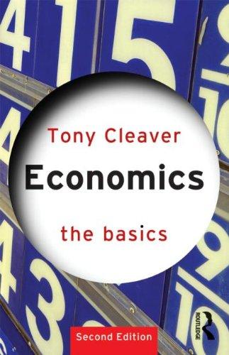 Economics: The Basics 9780415571098