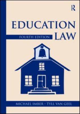 Education Law 9780415996136