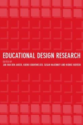 Educational Design Research 9780415396356