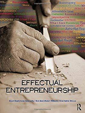 Effectual Entrepreneurship 9780415586436