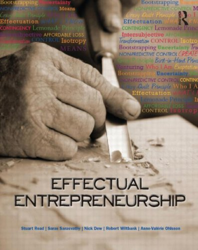 Effectual Entrepreneurship 9780415586443