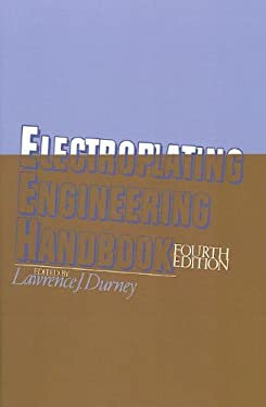 Electroplating Engineering Handbook 9780412741104