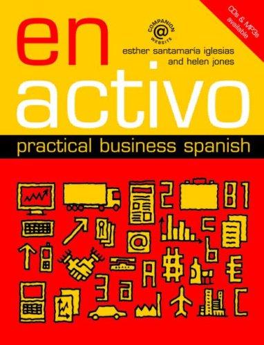 En Activo: Practical Business Spanish 9780415408851
