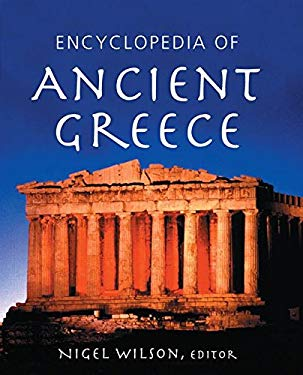 Encyclopedia of Ancient Greece 9780415973342