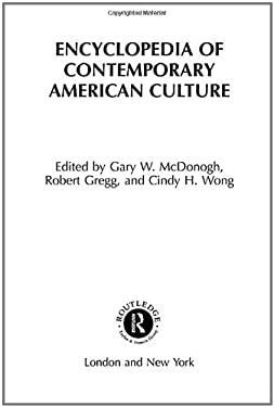 Encyclopedia of Contemporary American Culture 9780415161619
