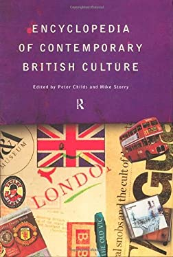 Encyclopedia of Contemporary British Culture 9780415147262