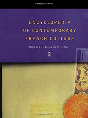Encyclopedia of Contemporary French Culture 9780415131865