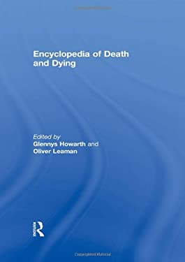 Encyclopedia of Death and Dying 9780415188258