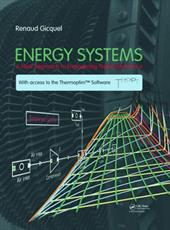 Energy Systems: A New Approach to Engineering Thermodynamics 13882100
